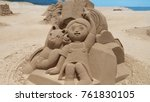 The Sand Sculpture Festival On...