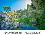 Cheddar Gorge  England