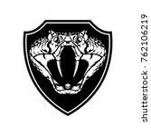 animal head mascot sport... | Shutterstock .eps vector #762106219