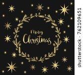 merry christmas. usable for... | Shutterstock .eps vector #762109651