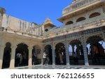 udaipur india   november 15 ... | Shutterstock . vector #762126655