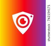 modern logo video soft... | Shutterstock .eps vector #762154171