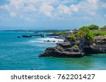 pura batu bolong temple on the... | Shutterstock . vector #762201427