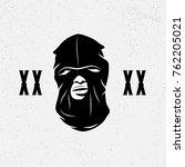 xx balaclava xx   Shutterstock .eps vector #762205021