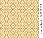 vector seamless pattern. gold...   Shutterstock .eps vector #762252511
