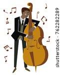 trumpet vector   Shutterstock .eps vector #762282289
