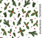 cartoon doodle seamless pattern ... | Shutterstock .eps vector #762349405