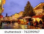 bad toelz  germany   november... | Shutterstock . vector #762390967