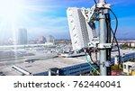 mobile telecommunication... | Shutterstock . vector #762440041