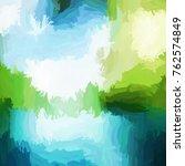 design art color smooth... | Shutterstock . vector #762574849