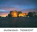 Edinburgh Castle Esplanade At...