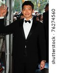Small photo of NEW YORK - APRIL 26: Korean singer Jung Ji-hoon, aka RAIN attends the Time 100 Gala for Time's 100 Most Influential People in the World at the Time Warner Center on April 26, 2011 in New York City, NY