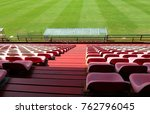 the way down of football...   Shutterstock . vector #762796045