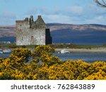 Castle Isle Of Arran  Scotlan...