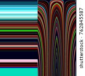 abstract wallpaper with retro... | Shutterstock . vector #762845587