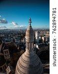 paris skyline shot from the...