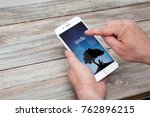 berlin  germany   november 26 ...   Shutterstock . vector #762896215