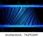 vector   disco abstract blue...