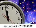 A Clock Tell The Time Almost...