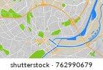 france map city | Shutterstock .eps vector #762990679