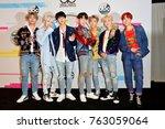 los angeles  ca   november 19 ... | Shutterstock . vector #763059064