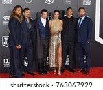 los angeles  ca   november 13 ... | Shutterstock . vector #763067929