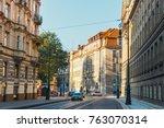 prague  czech republic ... | Shutterstock . vector #763070314