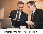 Happy mature employment officer - 3 part 2