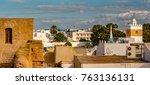 hammamet  tunisia. image of... | Shutterstock . vector #763136131