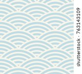 abstract vector background.... | Shutterstock .eps vector #763143109