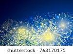 vector illustration of... | Shutterstock .eps vector #763170175