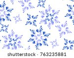 seamless background pattern... | Shutterstock .eps vector #763235881