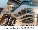 graz  austria   august 11  2017 ... | Shutterstock . vector #763255897