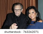 Small photo of LOS ANGELES - NOV 11: Larry King at the 2017 D.R.E.A.M. Gala at the Montage Hotel on November 11, 2017 in Beverly Hills, CA
