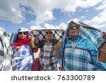 wakatobi  indonesia nov 11 ...   Shutterstock . vector #763300789
