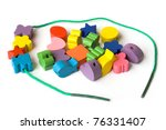 Colorful Beads For Handicrafts...