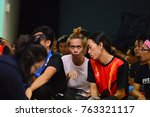 kota samarahan  sarawak ... | Shutterstock . vector #763321117