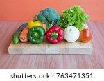 Vegetables. Fresh Vegetables....