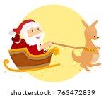 illustration of a summer...   Shutterstock .eps vector #763472839