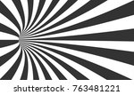 illustration of spiral tunnel... | Shutterstock . vector #763481221