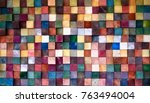 Colorful Wood Block Stack On...