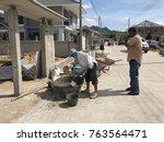 lopburi  thailand  november 21  ... | Shutterstock . vector #763564471