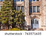 seoul  south korea   nov 14 ... | Shutterstock . vector #763571635
