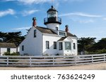 oct 16 2017   pacific grove  ca ... | Shutterstock . vector #763624249