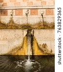 Small photo of 99 Cannelle Fountain of Aquila (Italy)