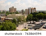 atlanta  georgia   united...   Shutterstock . vector #763864594