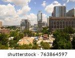 atlanta  georgia   united...   Shutterstock . vector #763864597