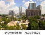 atlanta  georgia   united...   Shutterstock . vector #763864621