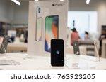 nakhonratchasrima thailand  nov ... | Shutterstock . vector #763923205