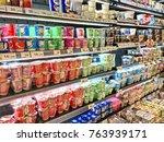 bangkok  thailand   november 26 ...   Shutterstock . vector #763939171